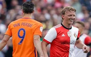 International Friendlies                             – Dirk Kuyt Testimonial เฟเยนูร์ด 2-3 Netherlands Legends 27-08-2018