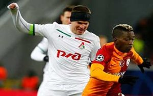 UEFA Champions League                             – Group D Lokomotiv Moscow 2-0 กาลาตาซาราย 28-11-2018