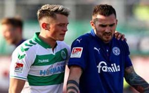 2. Bundesliga Holstein Kiel 2-2 Greuther Furth 17-02-2019