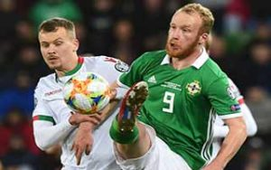 EURO 2020 Qualifiers                             – Group C Northern Ireland 2-1 เบลารุส 24-03-2019
