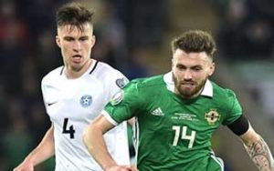 EURO 2020 Qualifiers                             – Group C Northern Ireland 2-0 เอสโตเนีย 21-03-2019