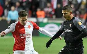 UEFA Europa League                             – Round of 16 Slavia Prague 4-3 เซบีญ่า 14-03-2019
