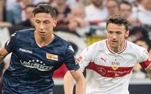 Bundesliga                             – Relegation Playoffs สตุ๊ตการ์ท 2-2 Union Berlin 23-05-2019