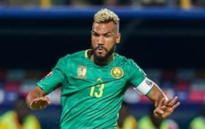 Africa Cup of Nations 2019                             – Group F Cameroon 2-0 Guinea-Bissau 25-06-2019