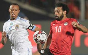 Africa Cup of Nations 2019                             – Group B Egypt 2-0 DR Congo 26-06-2019
