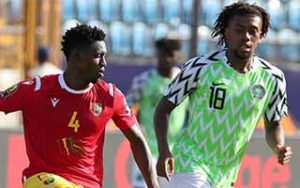 Africa Cup of Nations 2019 Nigeria 1-0 Guinea 26-06-2019