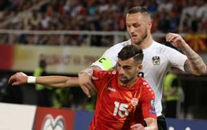 EURO 2020 Qualifiers                             – Group G North Macedonia 1-4 ออสเตรีย 10-06-2019