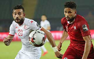 Africa Cup of Nations 2019                             – Quarter Final Madagascar 0-3 Tunisia 11-07-2019