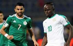 Africa Cup of Nations 2019                             – Group C Senegal 0-1 Algeria 27-06-2019