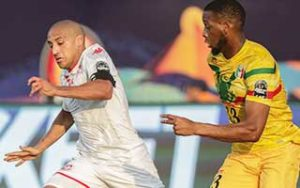 Africa Cup of Nations 2019                             – Group E Tunisia 1-1 Mali 28-06-2019