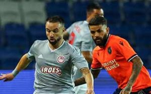 UEFA Champions League                             – 3rd qualifying round อิสตันบุล 0-1 Olympiacos 07-08-2019