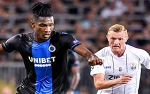 UEFA Champions League                             – Play-Offs Round LASK 0-1 คลับ บรูจจ์ 20-08-2019