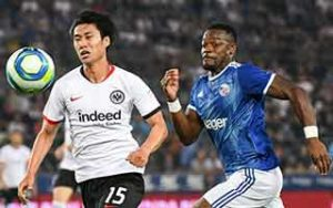 UEFA Europa League                             – Play-Offs Round Strasbourg 1-0 แฟรงค์เฟิร์ต 22-08-2019