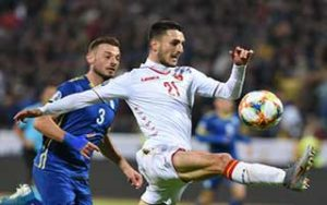 EURO 2020 Qualifiers                             – Group A Kosovo 2-0 มอนเตเนโกร 14-10-2019