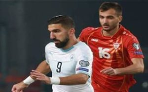EURO 2020 Qualifiers                             – Group G North Macedonia 1-0 อิสราเอล 19-11-2019