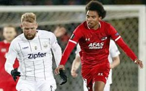 UEFA Europa League                             – Round of 32 LASK 2-0 อัคร์มาร์ 27-02-2020