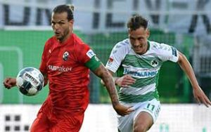 2. Bundesliga Greuther Furth 1-2 Sandhausen 05-06-2020