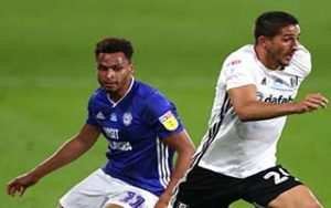 Championship                             – Play-Offs Semi-Final ฟูแล่ม 1-2 Cardiff City 30-07-2020